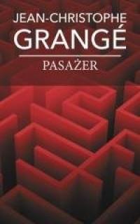 Pasażer - okładka książki