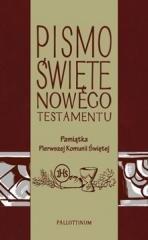 Pismo Świete - Nowy Testament z - okładka książki