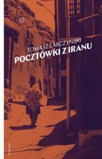 Pocztówki z Iranu - okładka książki