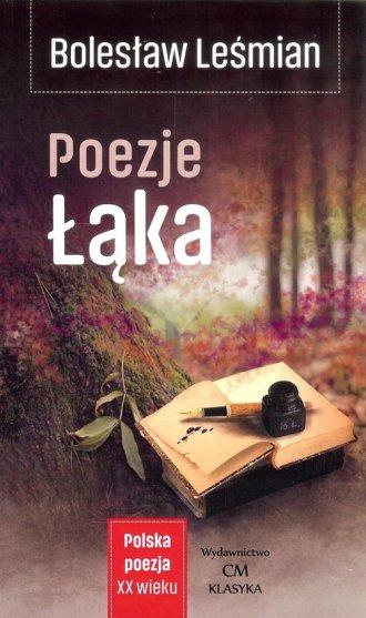 Poezje. Łąka - okładka książki