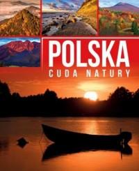 Polska. Cuda natury - okładka książki