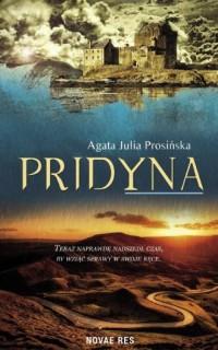 Pridyna - okładka książki