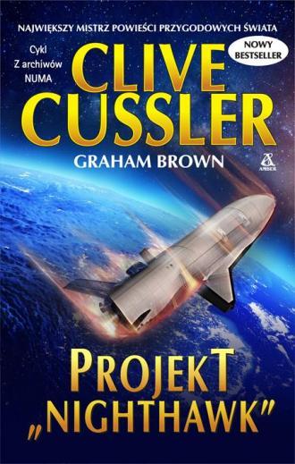 Projekt Nighthawk? - okładka książki