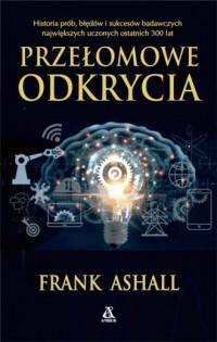 Przełomowe odkrycia - okładka książki