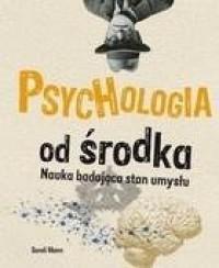 Psychologia od środka - okładka książki