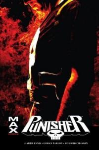 Punisher Max. Tom 5 - okładka książki