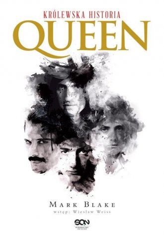 Queen. Królewska historia - okładka książki