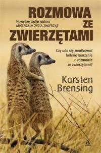 Rozmowa ze zwierzętami - okładka książki