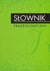 Słownik frazeologiczny - okładka książki