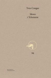 Słowo i Tchnienie - okładka książki