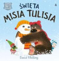 Święta Misia Tulisia - okładka książki