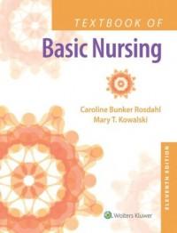Textbook of Basic Nursing 11e - okładka książki