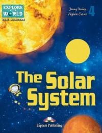 The Solar System 4 - okładka podręcznika