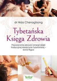 Tybetańska Księga Zdrowia - okładka książki