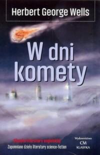 W dni komety - okładka książki
