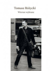Wiersze wybrane (+ CD) - okładka książki