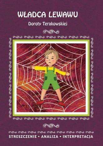 Władca Lewawu Doroty Terakowskiej. - okładka podręcznika