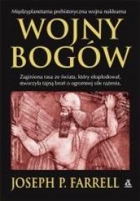 Wojny bogów - okładka książki