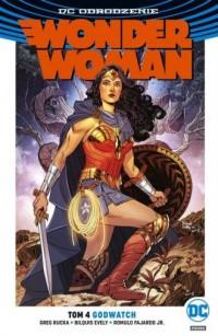 Wonder Woman. Tom 4. Godwatch - okładka książki