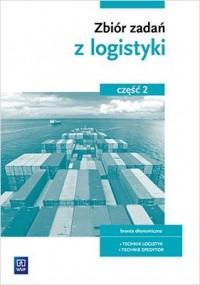 Zbiór zadań z logistyki cz.2 WSiP - okładka podręcznika
