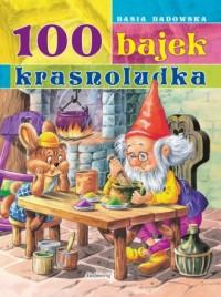 100 Bajek Krasnoludka - okładka książki