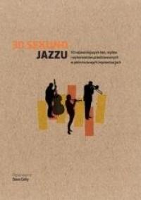 30 sekund Jazzu - okładka książki