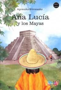 Ana Lucia y los Mayas - okładka podręcznika