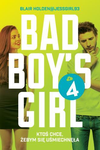 Bad Boys Girl 4 - okładka książki