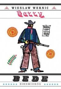 Barry Bede - okładka książki