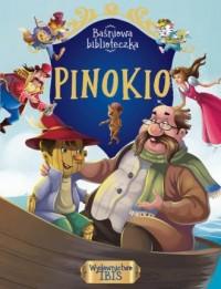 Baśniowa biblioteczka. Pinokio - okładka książki