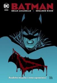 Batman. Rozbite miasto i inne opowieści - okładka książki