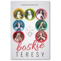 Boskie Teresy - okładka książki