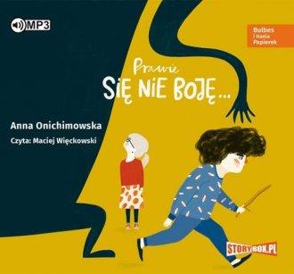 Bulbes i Hania Papierek. Prawie - pudełko audiobooku