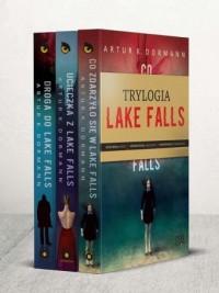 Co zdarzyło się w Lake Falls / Ucieczka z Lake Falls / Droga do Lake Falls. PAKIET - okładka książki