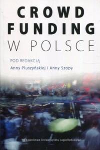 Crowdfunding w Polsce - okładka książki