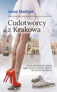 Cudotwórcy z Krakowa - okładka książki