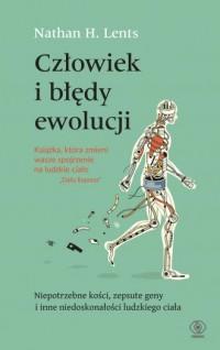 Człowiek i błędy ewolucji - okładka książki