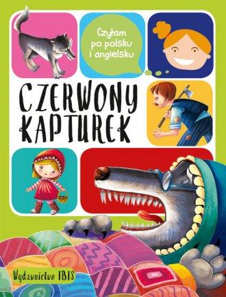 Czytam po polsku i angielsku. Czerwony - okładka książki