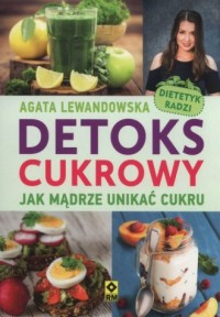 Detoks cukrowy - okładka książki