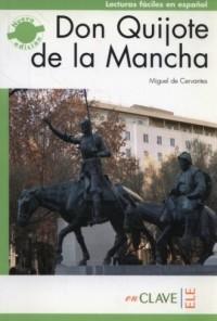 Don Quijote de la Mancha C1 - okładka podręcznika
