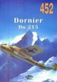 Dornier Do 215 T.452 - okładka książki