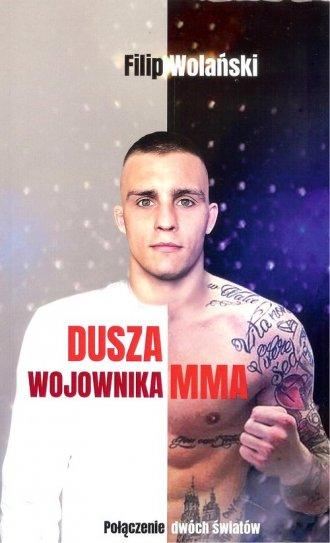 Dusza wojownika MMA - okładka książki