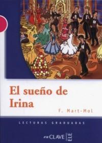 El sueno de Irina B2 - okładka podręcznika