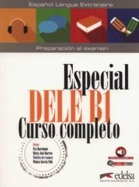 Especial DELE B1 Curso completo + audio - okładka podręcznika