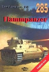 Flammpanzer. Tank Power vol. LVI - okładka książki
