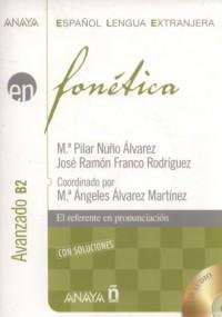 Fonetica Nivel avanzado B2 + CD - okładka podręcznika