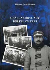 Generał Brygady Bolesław Frej - pudełko audiobooku