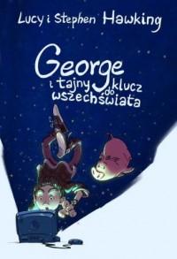 George i tajny klucz do wszechświata - okładka książki