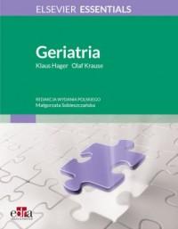 Geriatria - okładka książki