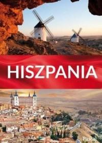 Hiszpania. Przewodnik ilustrowany - okładka książki